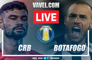 Gols e melhores momentos de CRB 2 x 1 Botafogo pela Série B