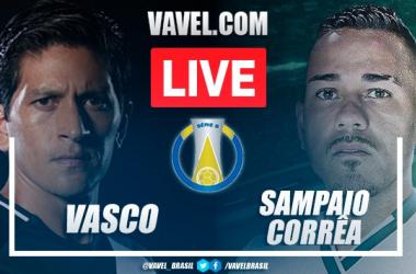 Gol e melhores momentos Vasco x Sampaio Corrêa pela Série B do Campeonato Brasileiro 2021 (1-0)