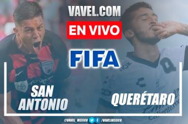 Mejores momentos del San Antonio 2-4 Querétaro en Partido Amistoso 2021