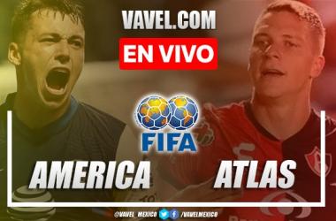 Goles y resumen del América 1-0 Atlas en Partido Amistoso 2021