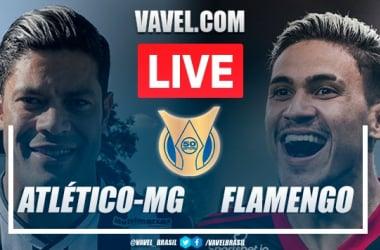 Gols e melhores momentos Atlético-MG x Flamengo pelo Campeonato Brasileiro (2-1)