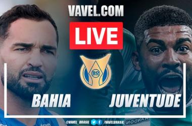 Gol e melhores momentos Bahia x Juventude pelo Campeonato Brasileiro 2021 (1-0)