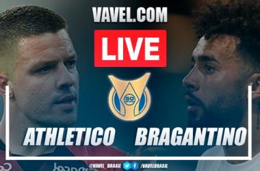 Gols e melhores momentos Athletico-PR x Bragantinopelo Campeonato Brasileiro (2-2)