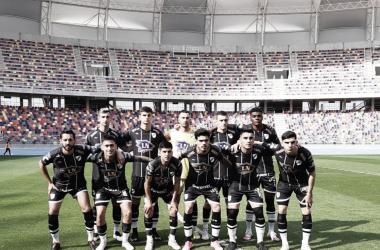 """11/07/2021 Los 11 de All Boys en el Estadio """"Madre de Ciudades"""""""