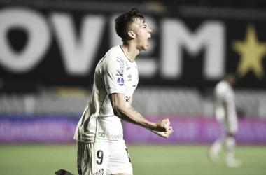 Foto: Reprodução / Santos FC