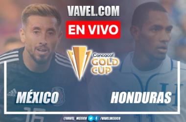 Goles y resumen de México 3-0 Honduras en Cuartos de Final Copa Oro 2021