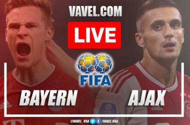 Gols e melhores momentos para Bayern de Munique 2x2 Ajax em Amistoso Internacional