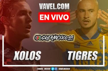 Goles y resumen del Xolos 1-2 Tigres en Liga MX 2021