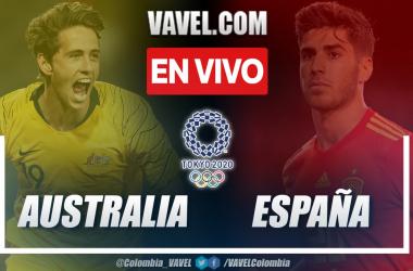 Resumen y gol: Australia 0-1 España por Juegos Olímpicos Tokio 2020