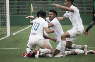 El Tomba logró su segundo triunfo consecutivo, el último fue en marzo de 2020. Foto: Prensa Godoy Cruz.