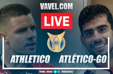 Gols e melhores momentos Athletico-PR x Atlético-GO pela Copa do Brasil (2-1)