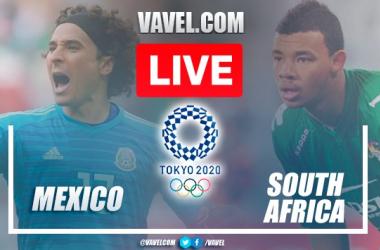 Gols e melhores momentos de África do Sul x México (0-3)