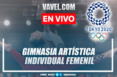 Resumen Gimnasia Artística Final All Around Individual EN Tokio 2020