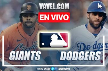 Resumen del San Francisco Giants 5-0 Los Ángeles Dodgers en MLB 2021