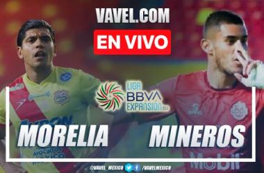 Goles y resumen del Atlético Morelia 2-2 Mineros Liga MX Femenil
