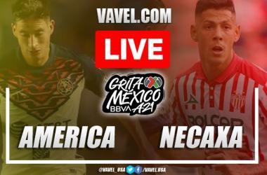 Goals and Highlights: America 2-1 Necaxa in Liga MX 2021