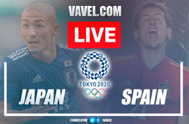 Goals and Highlights: Spain 1-0 Japan in Tokyo 2020 Semifinal