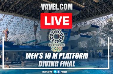 Highlights: Men's 10m Platform Diving Final in Tokyo 2020