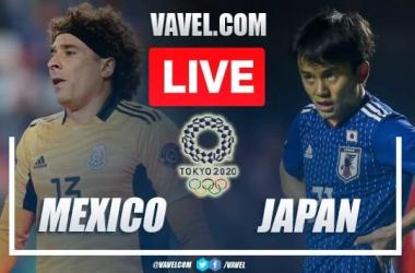 Gols e melhores momentos de México 3 x 1 Japão pelas Olimpíadas de Tóquio 2020