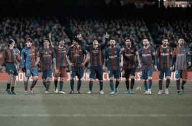 Se va el mejor jugador de la historia del fútbol, Messi