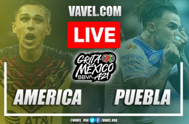 Goals and Highlights: America 2-0 Puebla in Liga MX 2021