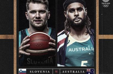 Highlights: Slovenia 93-107 Australia in Tokyo Olympic Games