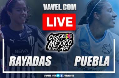 Goals and highlights: Rayadas Monterrey 2-0 Puebla Femenil in Liga MX Femenil