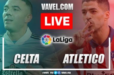 Goals and Highlights: Celta 1-2 Atletico de Madrid in La Liga Santander 2021