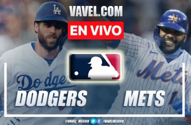 Resumen de Los Ángeles Dodgers 14-4 New York Mets en MLB2021