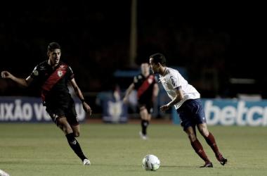 Gols e melhores momentos Bahia x Atlético-GO pelo Campeonato Brasileiro (1-2)