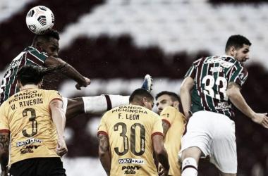 Fluminense visita Barcelona de Guayaquil valendo vaga nas seimifinais da Libertadores