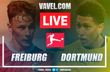 Goals and Highlights: Freiburg 2 vs 1 Borussia Dortmund  in Bundesliga