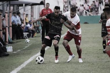 Instituto-Deportivo Morón: Aprovechar el tropezón del puntero y salir a ganar.