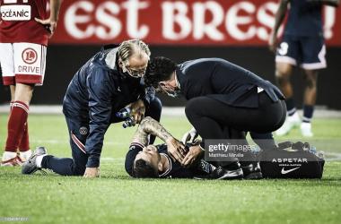 Se lesionó Icardi y preocupa su posible convocatoria a la selección