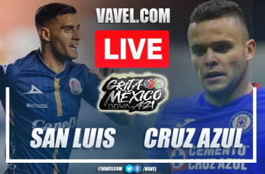 Highlights: Atletico San Luis 0-0 Cruz Azul in Liga MX 2021