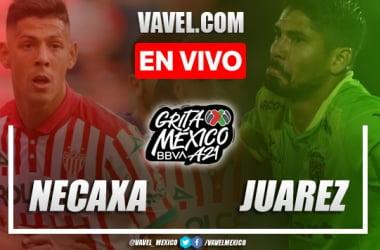 Gol y resumen en Necaxa 1-0 FC Juárez en Liga MX 2021