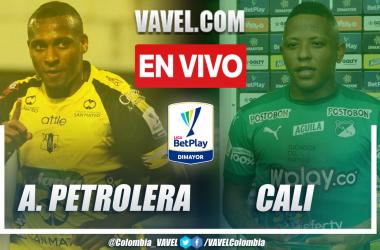 Resumen: Alianza Petrolera (2-3) Deportivo Cali en la fecha 6 de la Liga BetPlay 2021-II