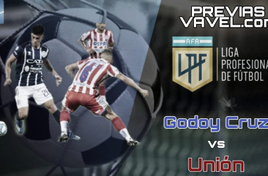 Godoy Cruz vs Unión: Sigue con la esperanza de los puntos