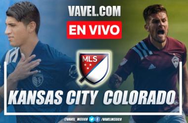 Goles y Resumen del Kansas City 1-1 Colorado en la MLS 2021