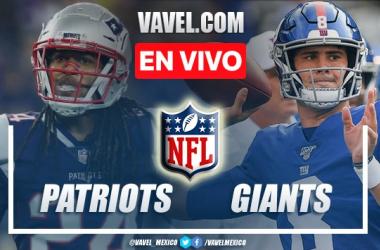 Resumen y Touchdowns del Patriots 22-20 Giants en la pretemporada NFL 2021