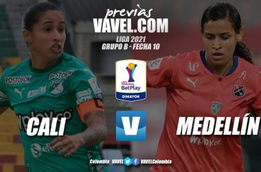 Previa Deportivo Cali vs Independiente Medellín: Partido definitivo por la clasificación de ambos equipos