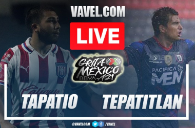Goal and Highlights: Tapatio 1-0 Tepatitlan in Liga Expansion MX 2021