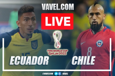 Goals and Highlights: Ecuador 0-0 Chile in World Cup Qualifying 2021