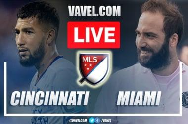 Goals and Highlights: Cincinnati 0-1 Inter Miami in MLS 2021