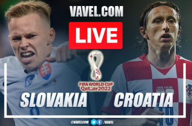 Goals and highlights Slovakia 0-1 Croatia in Qatar 2022 qualifying rounds