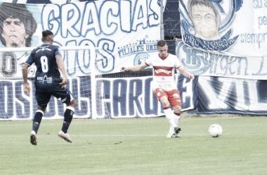 El 'Gallito' cayó en su visita a Independiente Rivadavia