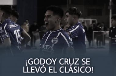 Godoy Cruz se llevó el clásico
