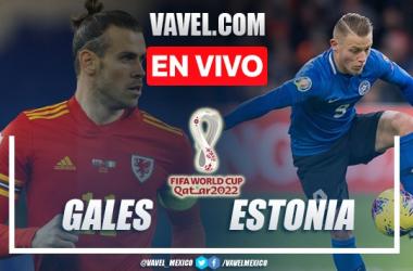 Goles y resumen del Gales 0-0 Estonia en Eliminatorias Europeas 2021