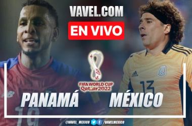 Goles y resumen del Panamá 1-1 México en Eliminatorias CONCACAF 2021