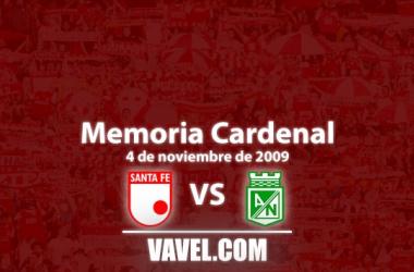 Memoria Cardenal: Santa Fe venció a Nacional en Copa y clasificó a la final